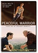 PEACEFUL WARRIOR - Den fredlige krigarens väg DVD