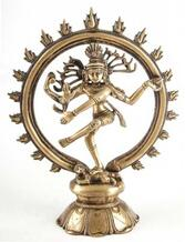 Shiva Nataraj 10.5 cm 140 g