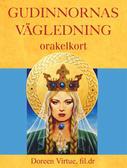 Gudinnornas vägledning - Änglakort på svenska