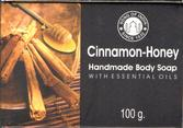 Cinnamon-Honey handgjord indisk tvål
