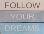 """Tavla """"Dreams"""""""
